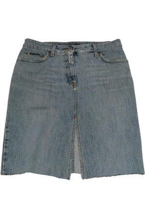 Dolce & Gabbana Denim - Jeans Skirts