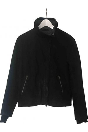Mauro Grifoni Suede Leather Jackets