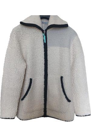 Alexander Wang Wool Leather Jackets