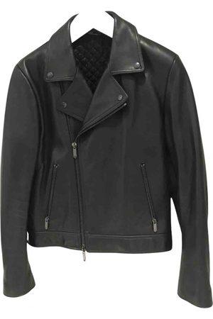 Hardy Amies Leather Coats