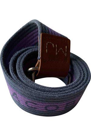 Marc Jacobs Cloth Belts