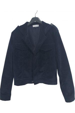 GOSHA RUBCHINSKIY Velvet Jackets