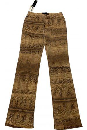 Roberto Cavalli Cotton - elasthane Jeans