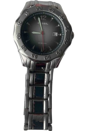 Fossil Steel Watches
