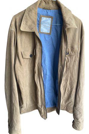 Eden Park Leather Jackets