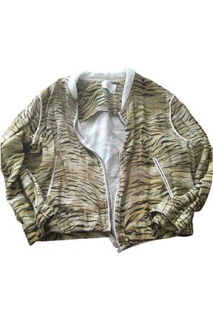 IRO Linen Leather Jackets
