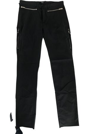 Costume National Cotton Trousers