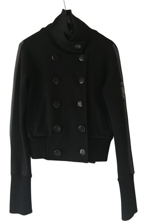 Guess Wool Leather Jackets