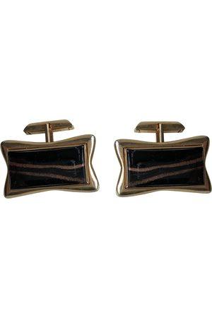AUTRE MARQUE Gold plated Cufflinks