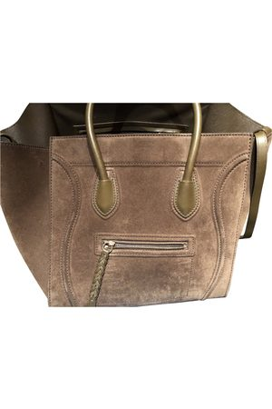 Céline Suede Handbags