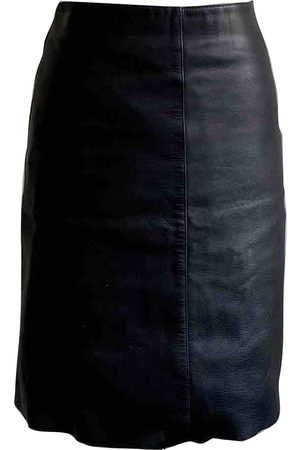 A.P.C. Leather Skirts