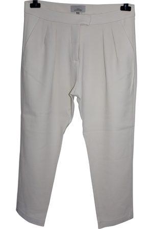 STUDIO NICHOLSON Viscose Trousers