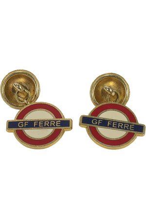 Gianfranco Ferré Metal Cufflinks