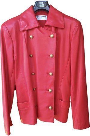 GUY LAROCHE Leather Jackets