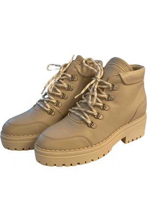 Nubikk Leather Boots
