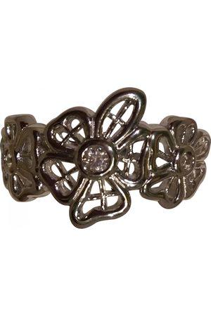 Nina Ricci Silver Rings