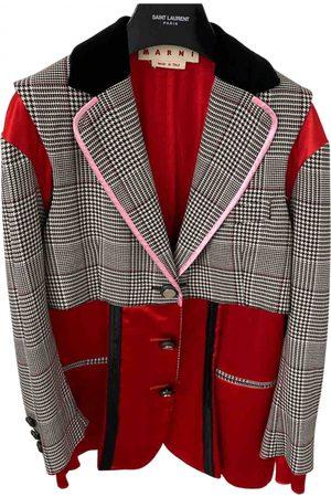 Marni Women Blazers - Wool blazer