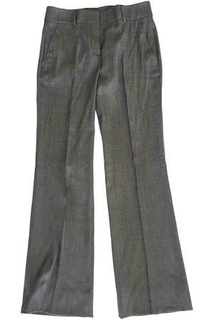 Incotex Women Straight Leg Pants - Wool straight pants