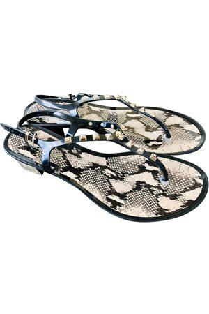 Roberto Cavalli Rubber Sandals