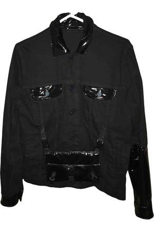 Swarovski Leather Coats
