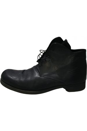 LOST & FOUND RIA DUNN Leather Boots