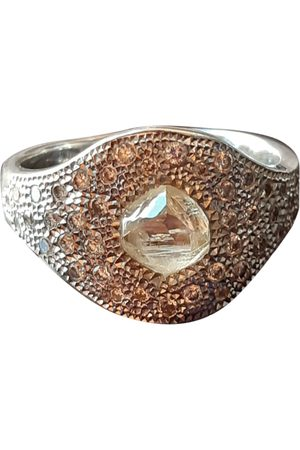 De Beers White gold Rings