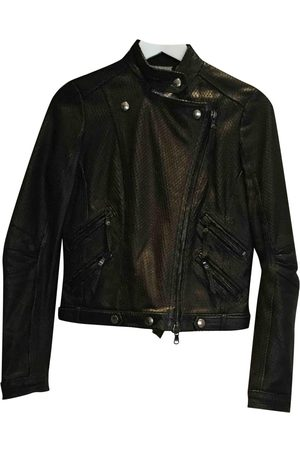 DACUTE Leather Leather Jackets