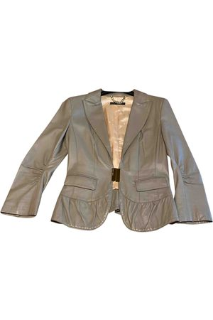 Elisabetta Franchi Leather Jackets