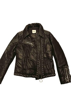 Moschino Synthetic Leather Jackets