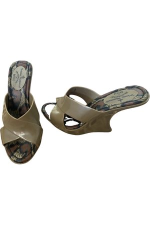 Vivienne Westwood Anglomania Rubber Mules & Clogs