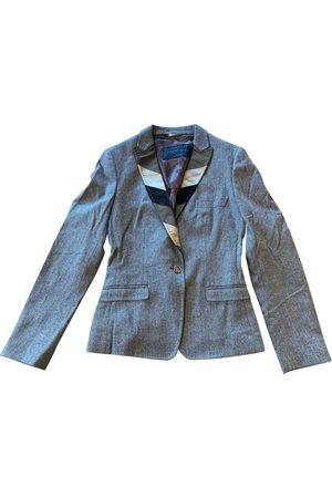 Dolce & Gabbana Wool Leather Jackets