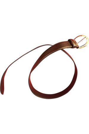 Bally Leather Belts
