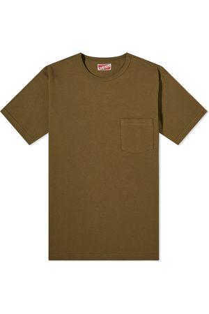The Real McCoys Men T-shirts - The Real McCoy's Joe Mccoy Pocket Tee