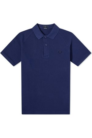 Fred Perry Authentic Fred Perry Mesh Pique Polo