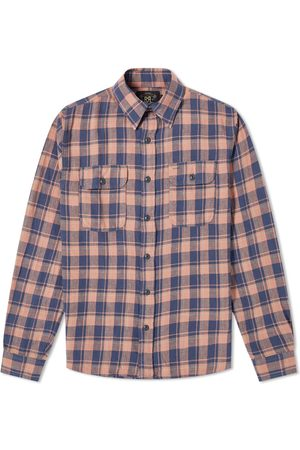 RRL Men Casual - Matlock Check Overshirt