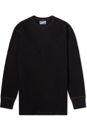 The Real McCoys Men T-shirts - Ls Joe Mccoy Tube Thermal Tee