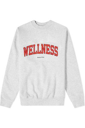 Sporty & Rich Men Accessories - Wellness Ivy Crew Sweat