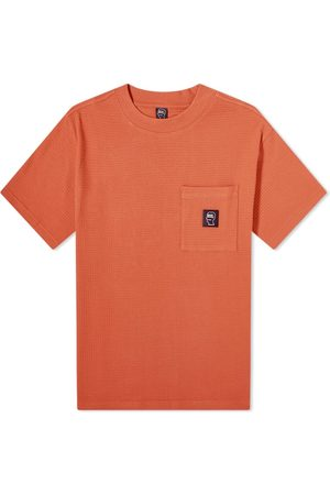 Brain Dead Men T-shirts - Waffle Knit Mockneck Tee