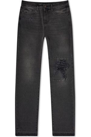 Val Kristopher Men Jeans - Distressed Knee Jean