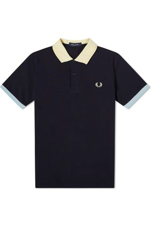 Fred Perry Men Polo Shirts - Contrast Trim Polo