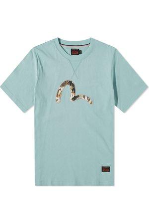 Evisu Men T-shirts - Embroidered Seagull Tee