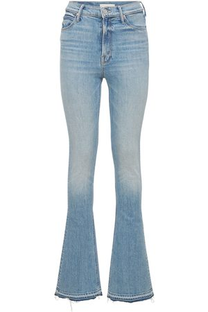Mother High Waisted Runaway Jeans