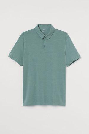 H&M Men Polo Shirts - Slim Fit Polo Shirt