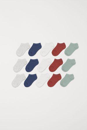 H&M Socks - 15-pack Ankle Socks