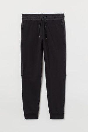 H&M Side-stripe Joggers