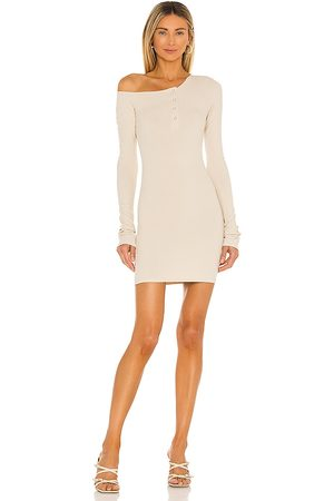 The Line By K Rori Dress in Neutral.