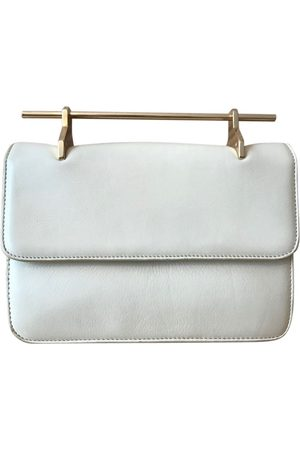 M2MALLETIER Leather Clutch Bags