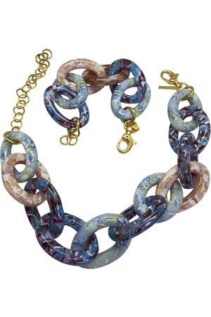 Lele Sadoughi Jewellery set