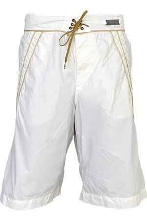 John Galliano Polyester Shorts