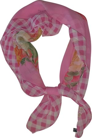 VALENTINO GARAVANI Silk neckerchief